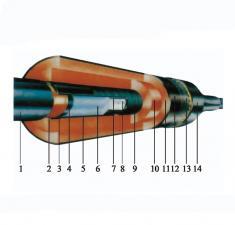 电缆附件安装工艺