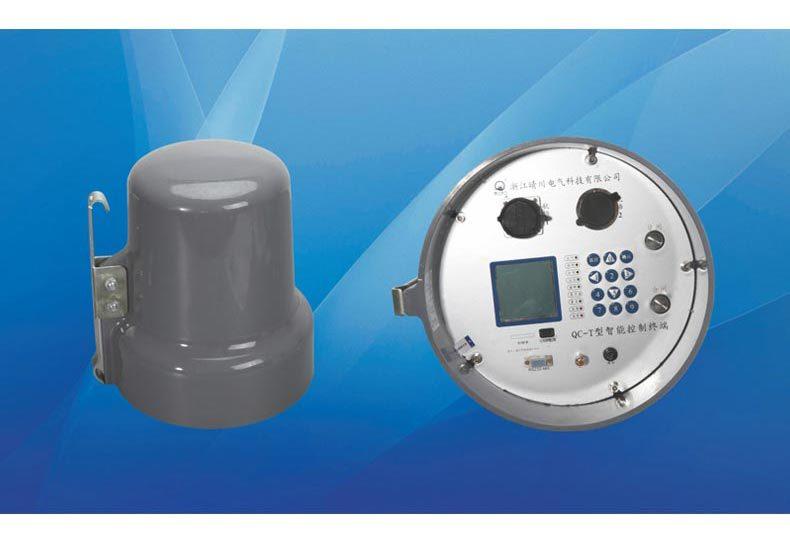 QC-T002桶式液晶带通讯控制器
