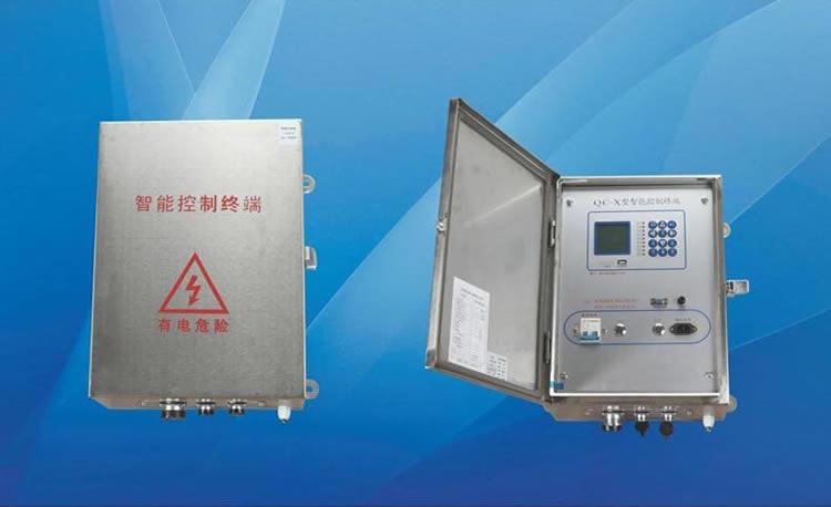 QC-X002箱式永磁带通讯控制器