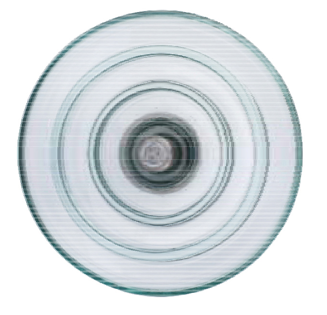 玻璃绝缘子(标准型)