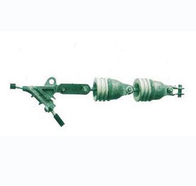 52-9A改型悬式绝缘子耐张串