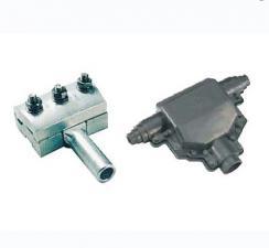 JFL-JFG铝-铜铝过渡分支线夹及绝缘罩
